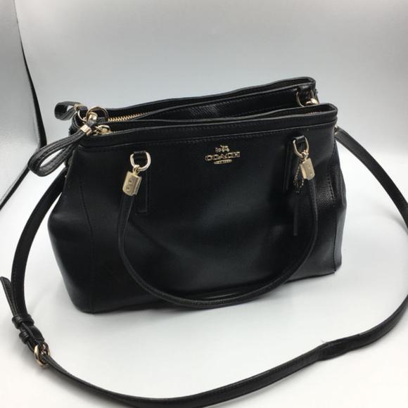 e9f28a5e32ae0 order coach christie carryall in crossgrain leather bag cb3ac 4157c